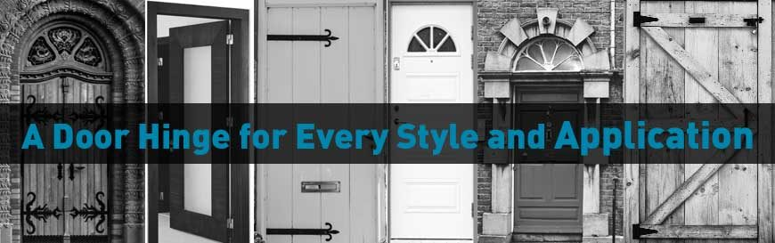 Everything you need to know about Door Hinges