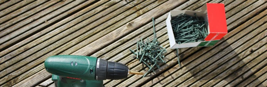 Top Tips to Maintain Decking